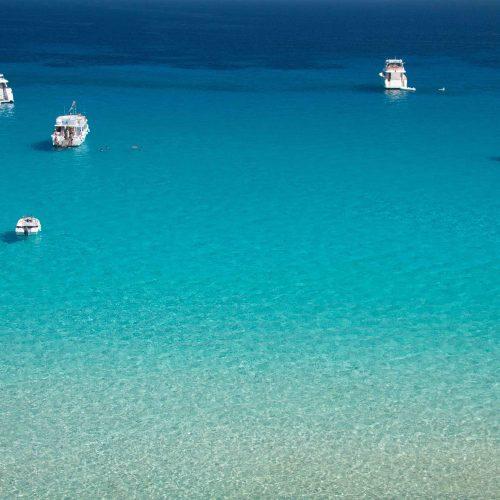 escursione alle isole egadi - tilla barca